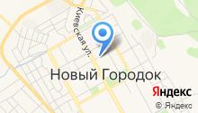 Ультра на карте