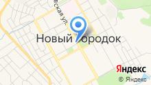 Центр продажи и установки окон на карте