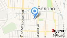 3 отряд ФПС по Кемеровской области на карте