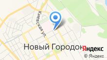 Беловский психоневрологический диспансер на карте