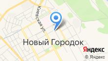 Трудармейский бройлер на карте