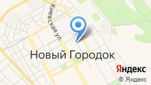 Сеть офисов продаж и обслуживания на карте