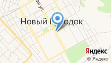 Магазин цветов на Киевской на карте