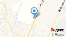 Завод ЖБИ на карте