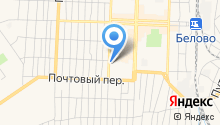Беловский центр коммунальных платежей на карте