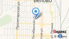 Нотариус Гоцелюк А.В. на карте