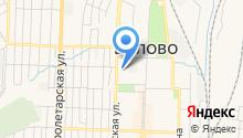 Кемеровское областное управление инкассации на карте