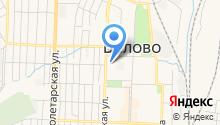 Прокуратура Беловского района на карте