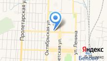 ЭвереСтрой на карте