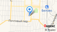 КузбассСтройЭнерго на карте