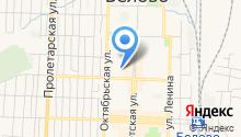 Центр Обслуживания, МБУ на карте