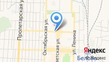 Нотариус Малахова О.И. на карте