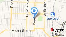 Теплицы Сибири на карте
