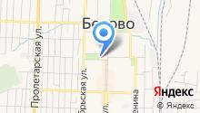 Беловский городской суд Кемеровской области на карте