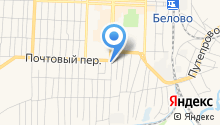 Сервис на карте