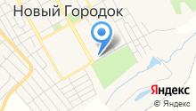 Столовая на Киевской на карте
