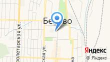 Букмекер Паб на карте