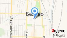 Нотариус Антипов А.В. на карте