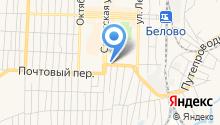 РАЙ на карте