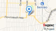 Компания по восстановлению автостоек на карте