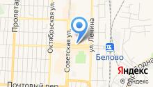 Беловская районная общественная организация охотников и рыболовов на карте