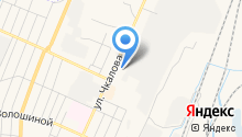 Магазин автотракторных запчастей на карте