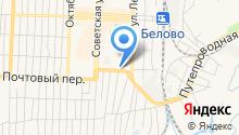 Энтер на карте