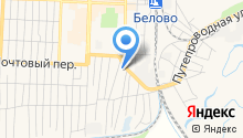 Киоск по продаже хлебобулочных изделий на карте