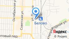 Сибирские блины на карте