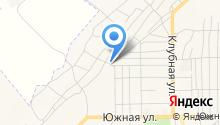 Продуктовый магазин на ул. Достоевского на карте