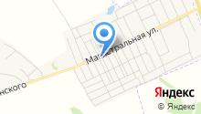 Мини-магазин на карте