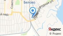 Торгово-внедренческая компания на карте