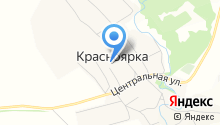 Красноярская основная общеобразовательная школа на карте