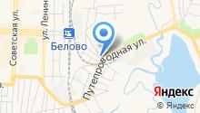 Бублик на карте
