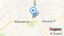 Магазин обуви на ул. Лермонтова на карте