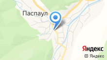 Администрация Паспаульского сельского поселения на карте