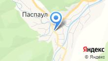 Церковь Иконы Казанской Божьей матери на карте