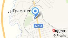 Церковь преподобного Серафима Саровского на карте