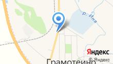 Бетон Плюс на карте