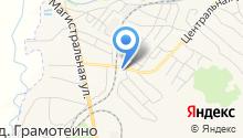 Экспром, ЗАО на карте