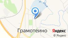 Ателье на Колмогоровской на карте