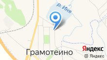 Дентс+ на карте