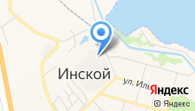 Беловская Автоколонна на карте