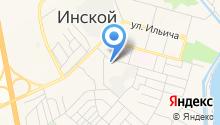 Кузбассэнергосвязь на карте