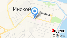 Беловская центральная районная больница на карте