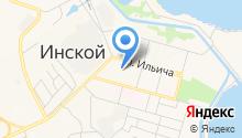 Детский сад №51, Ёлочка на карте