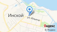 Бутик по продаже часов на ул. Ильича на карте