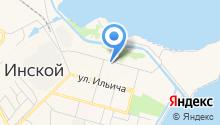 Центр социального обслуживания населения г. Белово на карте