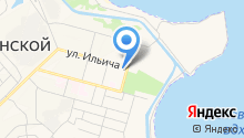 Кружка на карте