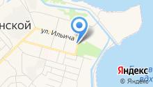 Городская больница №4 на карте